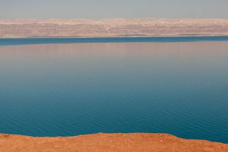 Tote Meer bei Amman