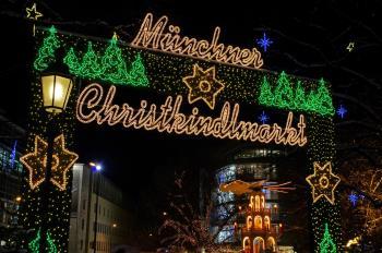 Christkindlesmarkt München