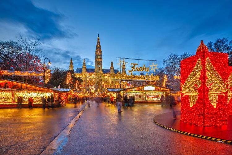 Die schönsten Weihnachtsmärkte in Österreich