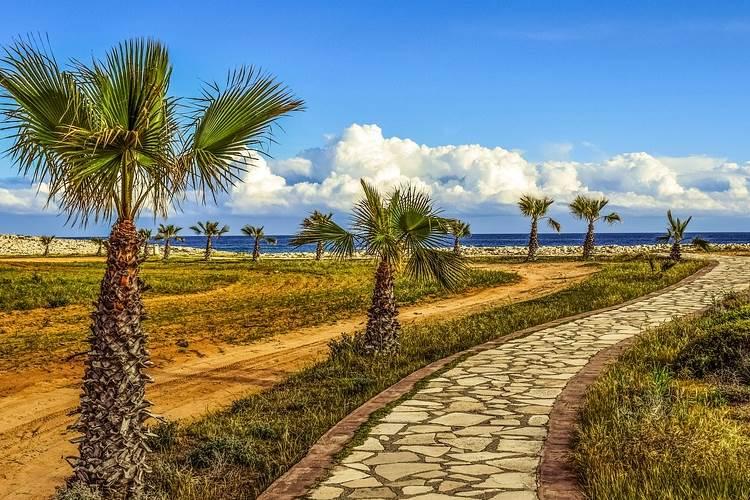Ayia Napa Strand