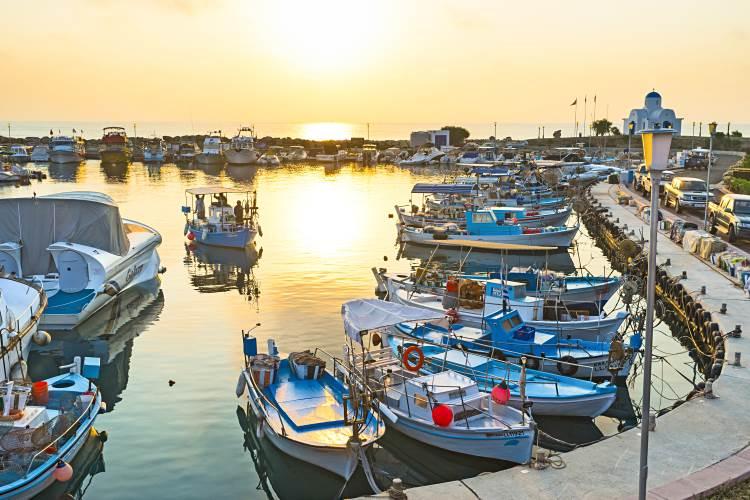 Ayia Napa – beliebter Urlaubsort auf Zypern
