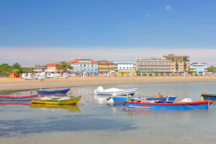 Caorle – Strandurlaub an der italienischen Adria