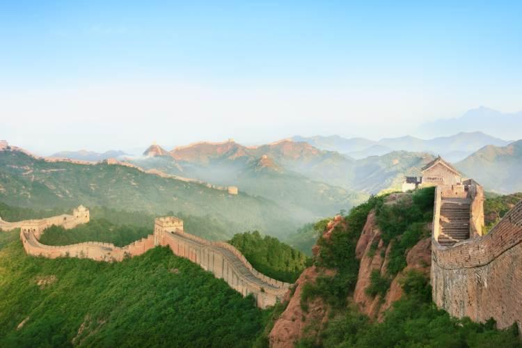 Chinesische Mauer – Chinas TOP Sehenswürdigkeit