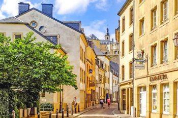 Urlaub Luxemburg