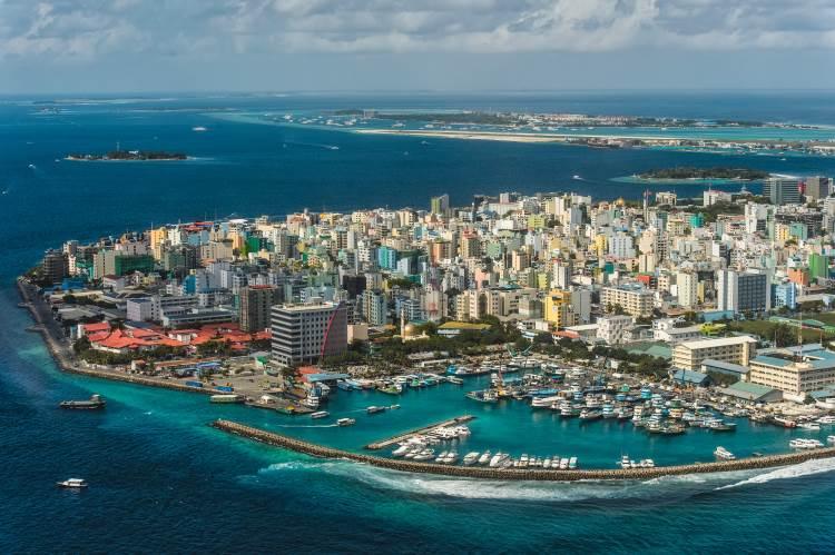 Malediven Male