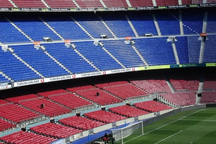 Nou Camp Barcelona – weltbekanntes Fußballstadion