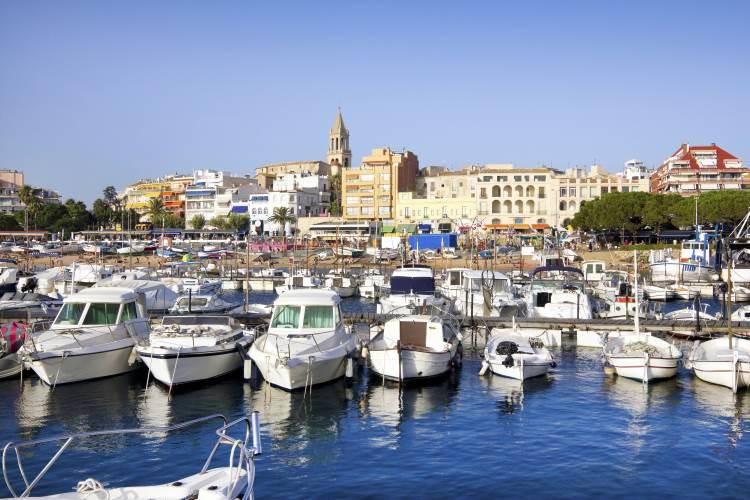 Palamos – Urlaub an der spanischen Costa Brava