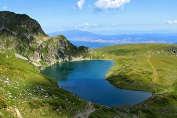 Rila Seen, Bulgarien