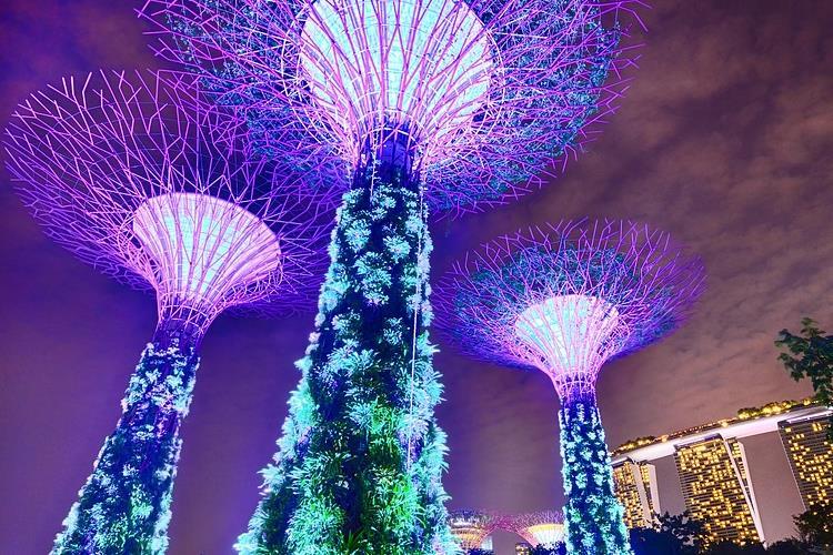 Die interessantesten Städte in Asien