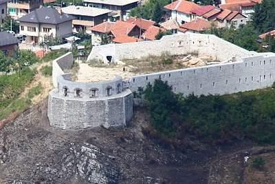 Burg Bijela Tabija
