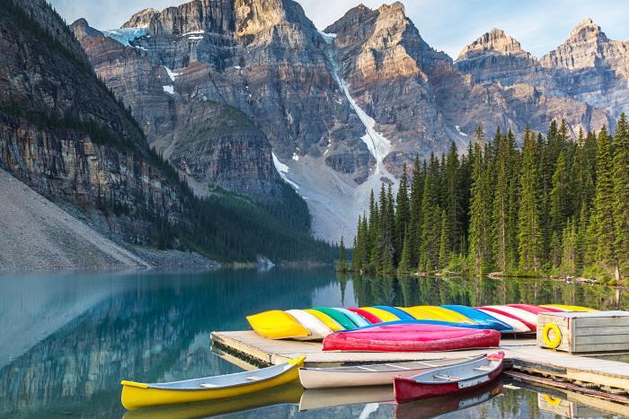 Kanada Natur pur