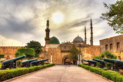 Zitadelle Saladin