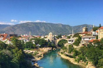 Sehenswürdigkeiten Bosnien