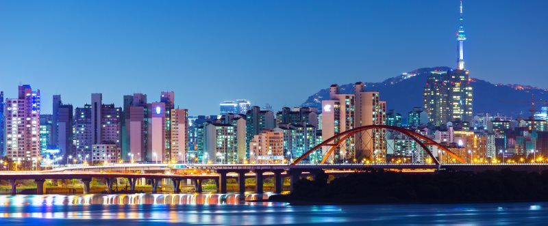 Seoul, Süd Korea