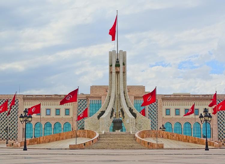 Tunis Denkmal