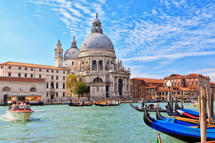 Die Lagunenstadt Venedig ist immer eine Reise wert