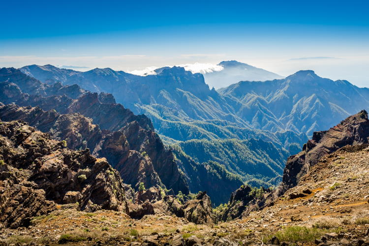 La Palma, Kanarischen Inseln