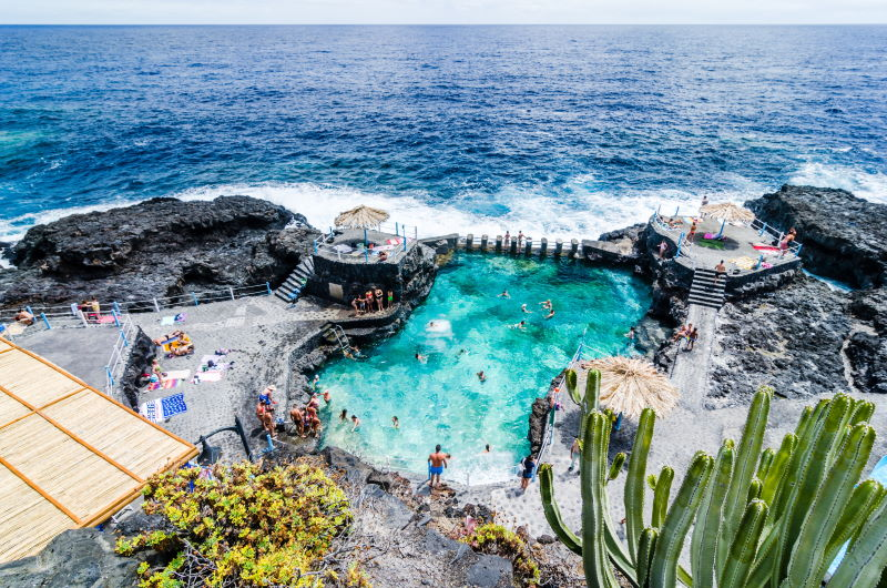 Naturschwimmbecken La Palma