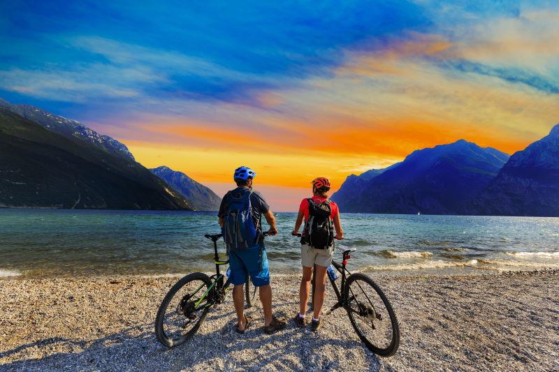 Kurzurlaub mit dem Rad