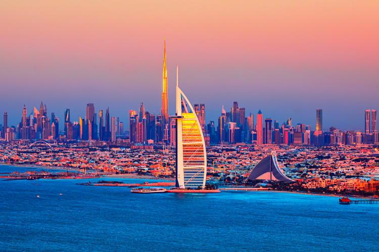 5 Gründe die für einen Urlaub in Dubai sprechen