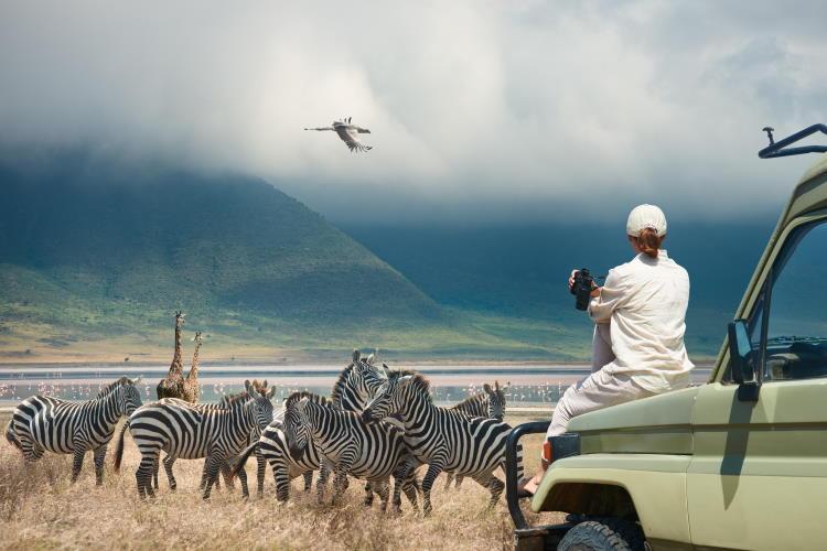 Urlaub in Tansania