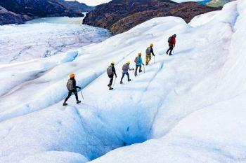 Das ewige Eis in der Arktis