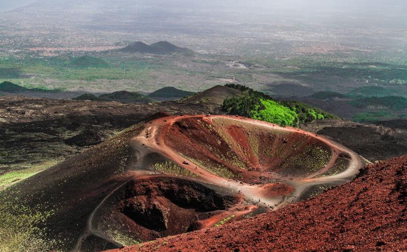 Mount Etna Sizilien