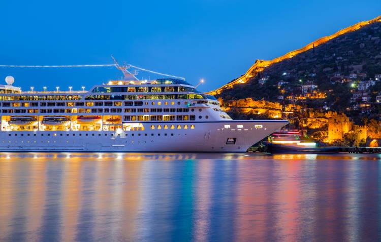 Reise Kreuzfahrtschiff